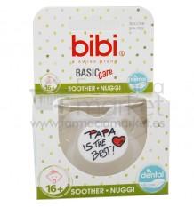Bibi Chupete Basic Silicona Papa is The Best 16 meses