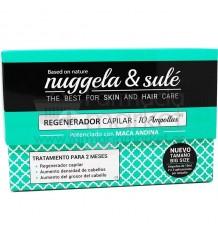 Nuggela Sule Regenerador Capilar 10 ml Pack 10 Unidades
