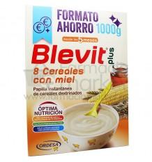 Blevit Plus 8 Cereales Miel formato ahorro 1000 g