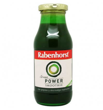 Rabenhorst Smoothie Green Power 240 ml Dieta Slow