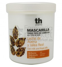 Th Pharma Mascarilla Avena Jalea Real 700 ml
