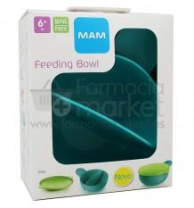 Mam Baby Bowl Alimentacion bebe verde