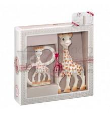 Sophie la Girafe Set Pack Jirafa Anillo Denticion
