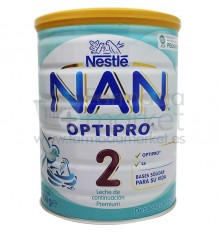 Nan Opti Pro 2 800 gramos