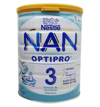 Nan Opti Pro 3 800 gramos