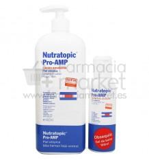 Nutratopic Pro Amp Locion 400 ml Promocion Regalo