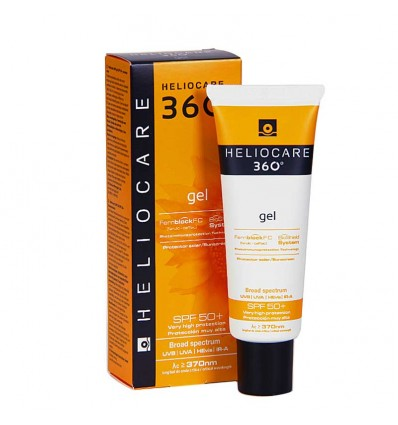 Heliocare 360 Gel Spf 50 50 ml