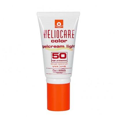Heliocare Gel Cream 50 Color Light 50 ml