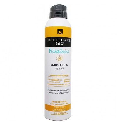 Heliocare 360 Pediatrics Spray transparente 200 ml