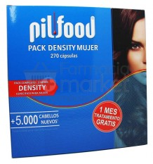 Pilfood Density Mujer Pack Tres Meses