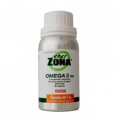 Enerzona Omega 3 Rx 48 Capuslas