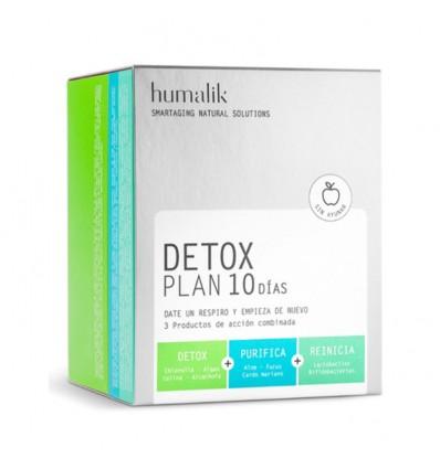 Humalik Detox Plan 10 dias