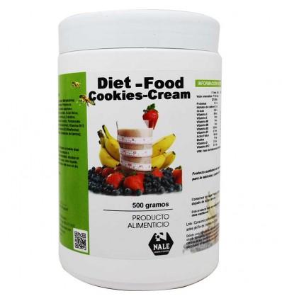 Diet Food Cookies 500 g Nale