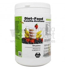 Diet Food Vainilla Avellana 500 g Nale