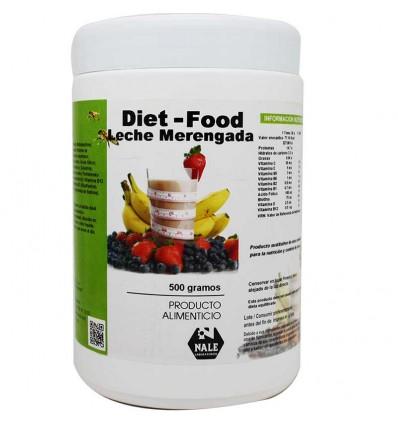 Diet Food Leche Merengada 500 g Nale