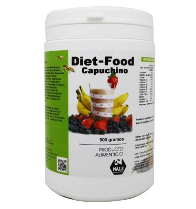 Diet Food Capuchino 500 g Nale