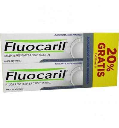 Fluocaril Pasta Blanqueadora Duplo 125 ml