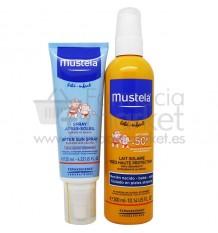 Mustela Solar Spray Solar 50 Bebe 300 ml Promocion