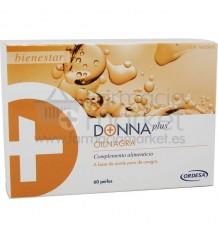 Donnaplus Oil nagra Aceite Onagra 60 Perlas