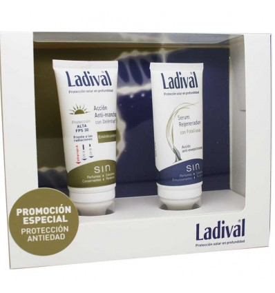 Ladival Antimanchas Cofre Antiedad Pack