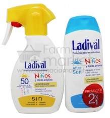 Ladival Niños 50 Spray 200 ml After Sun