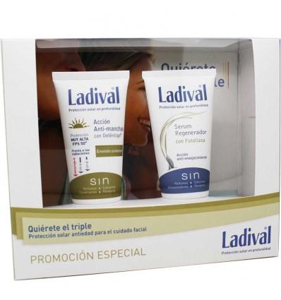 Ladival Cofre Antiedad FPS 50 Serum