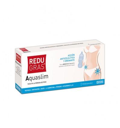 Redugras Aquaslim 10 Viales Diluir