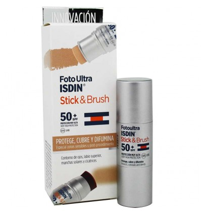 Fotoultra Isdin 50 Stick & Brush