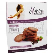 Ellebia Diet Galletas Chocolate Avellanas