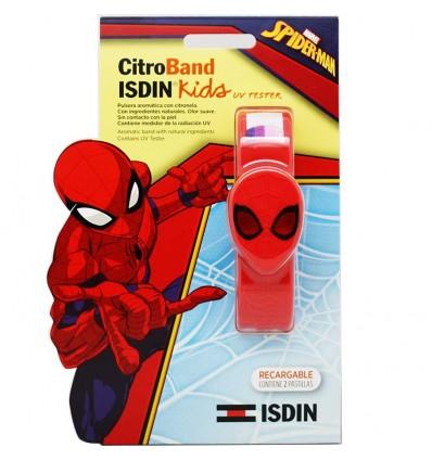 Isdin Antimosquitos Citroband Kids Spiderman