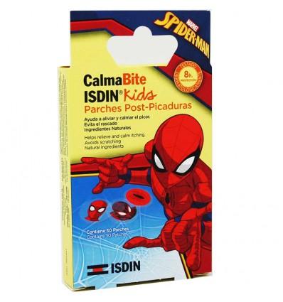 Calmabite Isdin Parches Picaduras Spiderman 30 unidades