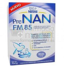 Pre Nan Fm 85 70 gramos