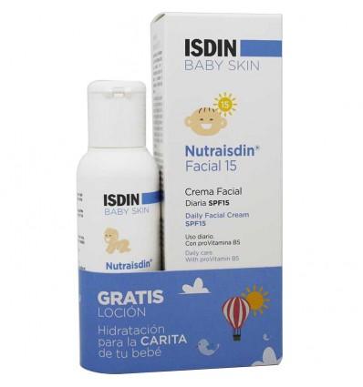 Nutraisdin Crema Facial SPF15 50 ml oferta