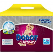 Dodot Activity Toallitas 108 Unidades
