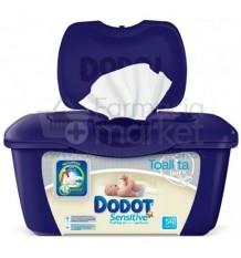 Dodot Sensitive Toallitas 54 Caja