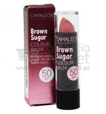 Camaleon Colour Balm Brown Sugar Spf50