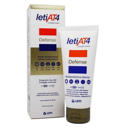 Leti At4 Defense Spf 50 100 ml