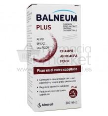 Balneum Plus Champu Anticaspa Forte 200 ml
