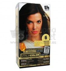 Th Pharma Vitaliacolor Tinte 6 Rubio Oscuro