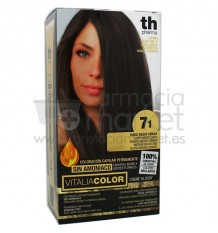 Th Pharma Vitaliacolor Tinte 71 Rubio Medio Ceniza