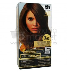 Th Pharma Vitaliacolor Tinte 703 Rubio Medio Natural Dorado
