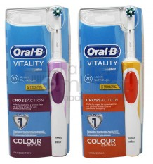 Oral B Cepillo Vitality Cross Action Colour Edition
