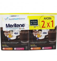Meritene Junior Chocolate 15 sobres Duplo Oferta