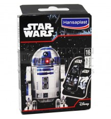 Hansaplast Tiritas Star Wars 16 unidades