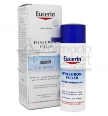 Eucerin Hyaluron Filler Enriquecida Noche 50 ml