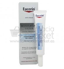 Eucerin Hyaluron Filler Enriquecida Contorno 15 ml