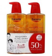 Eucerin Ph5 Oleogel 400 ml Duplo Pack