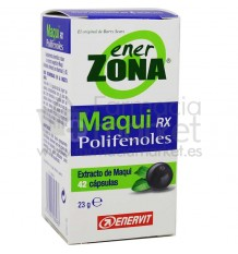 Enerzona Maqui Rx Polifenoles 42 capsulas