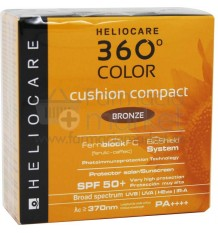 Heliocare 360 Color Cushion Compact Bronze 15 g