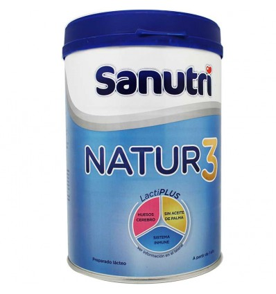 Sanutri Natur 3 800 gramos prolacta